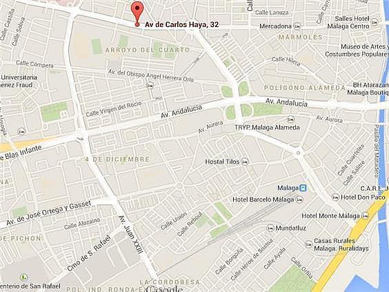 Local en alquiler en calle Carlos de Haya, Carlos Haya en Málaga - 151771044
