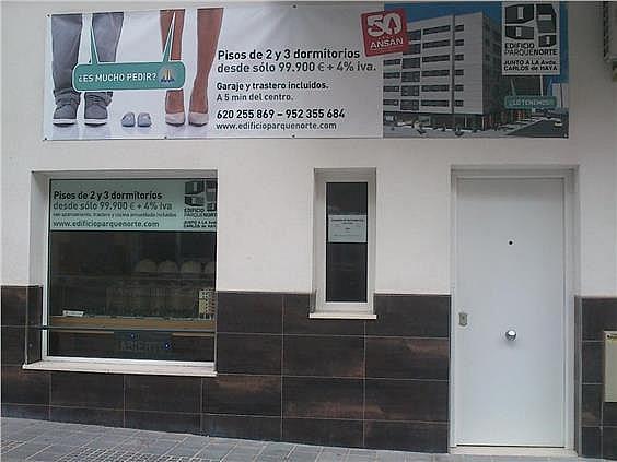 Local en alquiler en calle Carlos de Haya, Carlos Haya en Málaga - 156307264