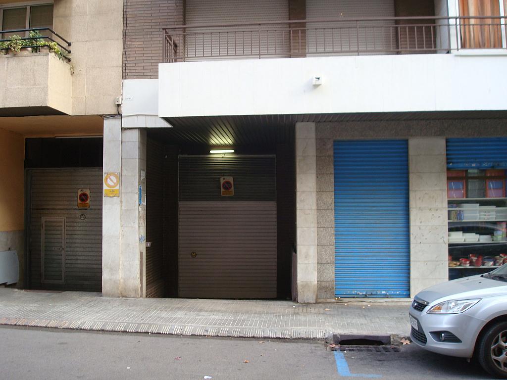 Parking en alquiler en Barri del Centre en Terrassa - 153628618
