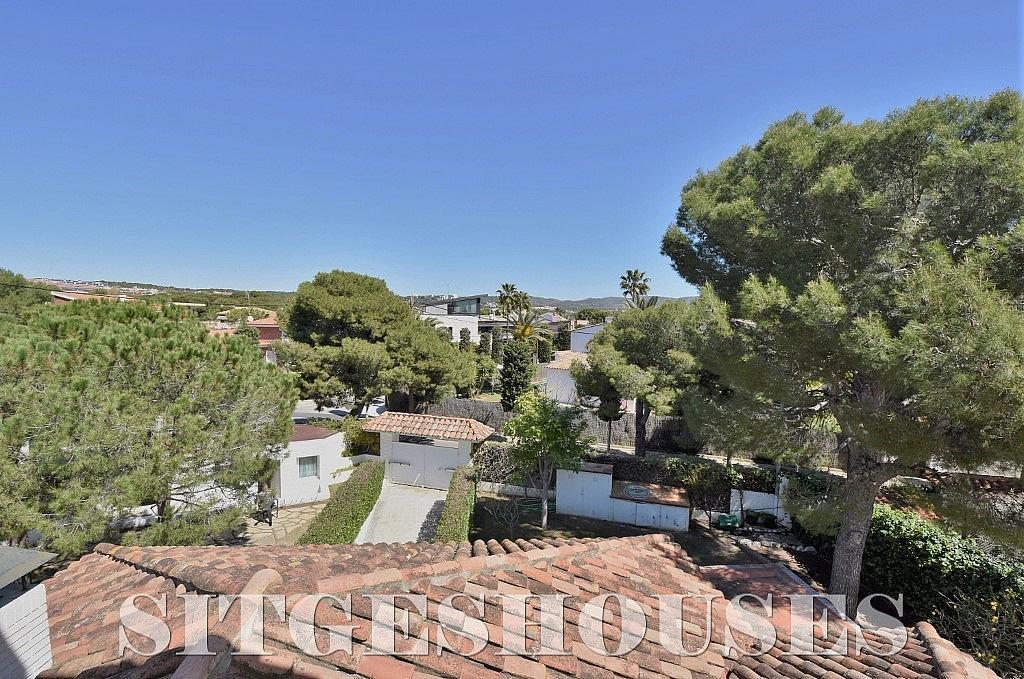 Vistas - Casa en alquiler en calle Josep Planas I Robert, Terramar en Sitges - 263611473