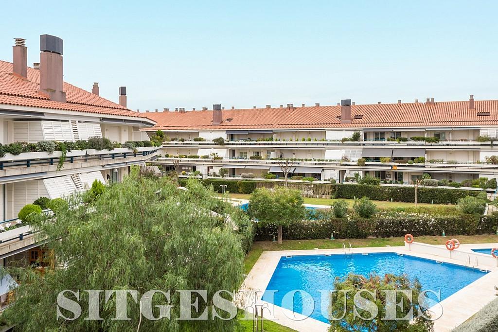 Vistas - Piso en alquiler en paseo Maritimo, Terramar en Sitges - 311815093