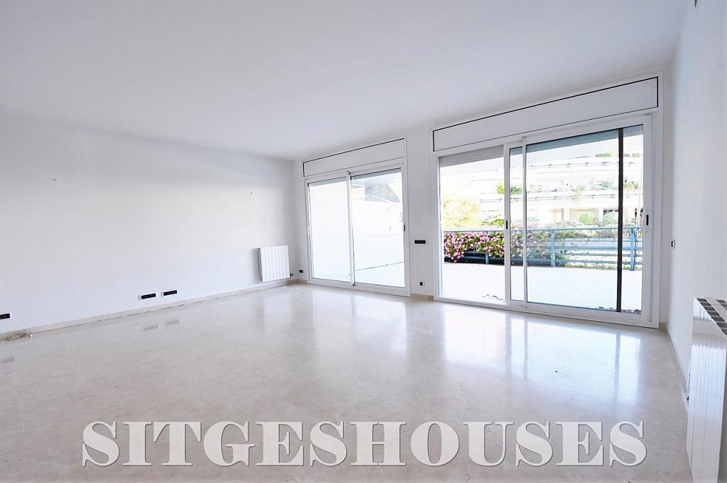 Salón - Piso en alquiler en paseo Maritimo, Terramar en Sitges - 311815105