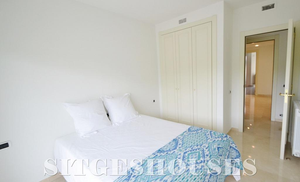 Dormitorio - Piso en alquiler en paseo Maritimo, Terramar en Sitges - 311815111