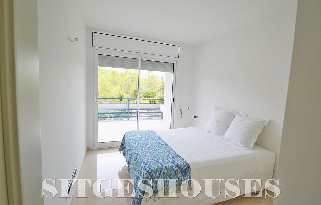 Dormitorio - Piso en alquiler en paseo Maritimo, Terramar en Sitges - 311815113