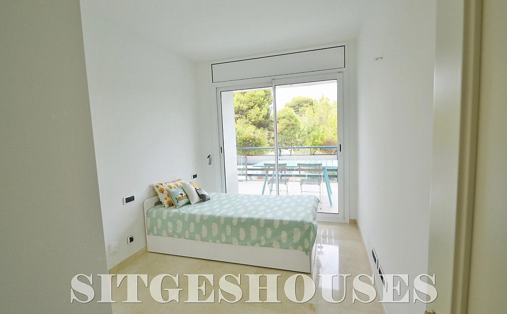 Dormitorio - Piso en alquiler en paseo Maritimo, Terramar en Sitges - 311815116
