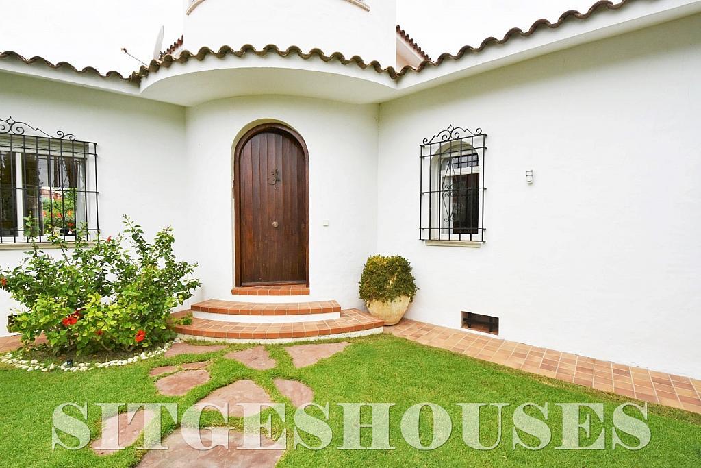 Detalles - Casa en alquiler en calle Avda Navarra, Terramar en Sitges - 322039500