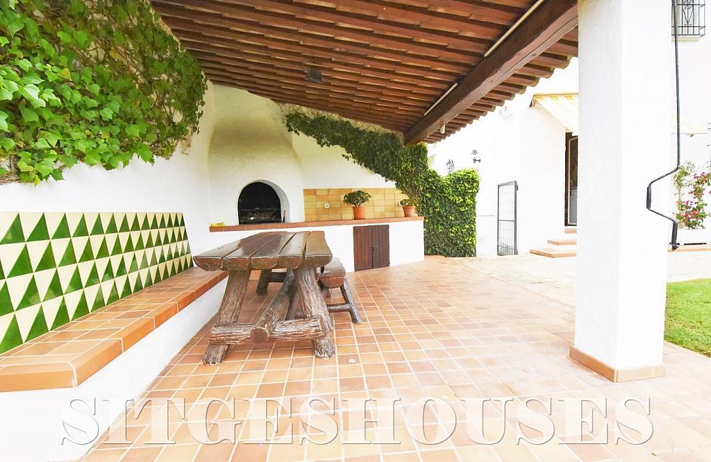 Detalles - Casa en alquiler en calle Avda Navarra, Terramar en Sitges - 322039517