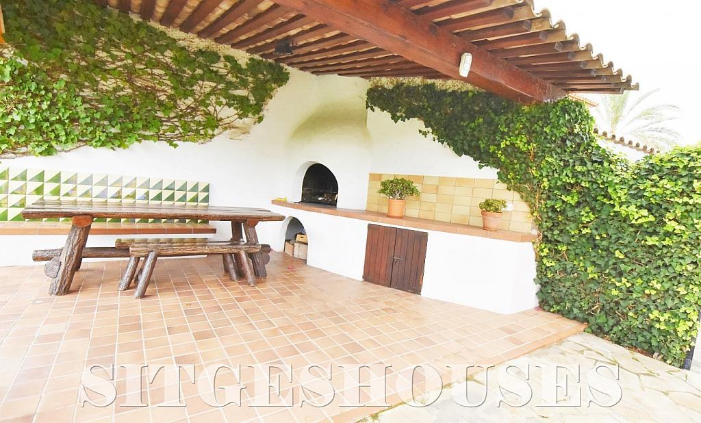 Detalles - Casa en alquiler en calle Avda Navarra, Terramar en Sitges - 322039519