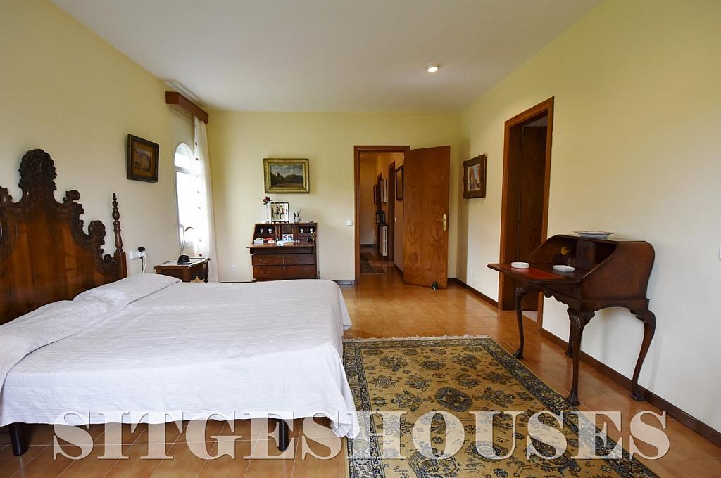 Dormitorio - Casa en alquiler en calle Avda Navarra, Terramar en Sitges - 322039601