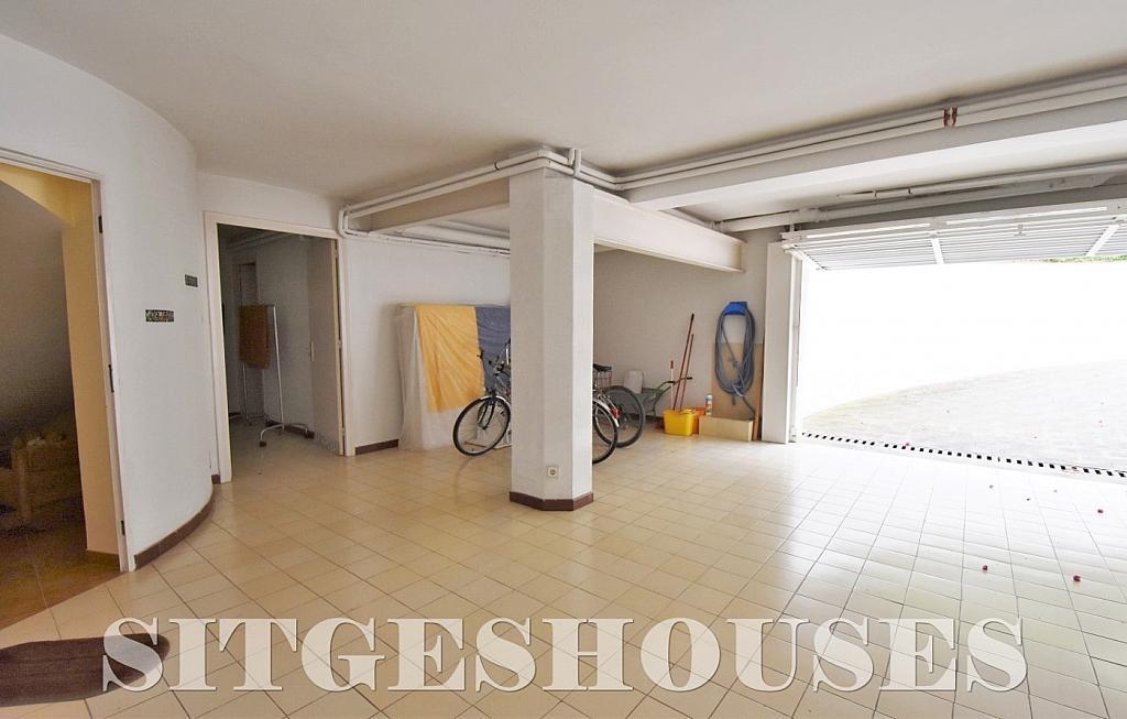 Parking - Casa en alquiler en calle Avda Navarra, Terramar en Sitges - 322039642