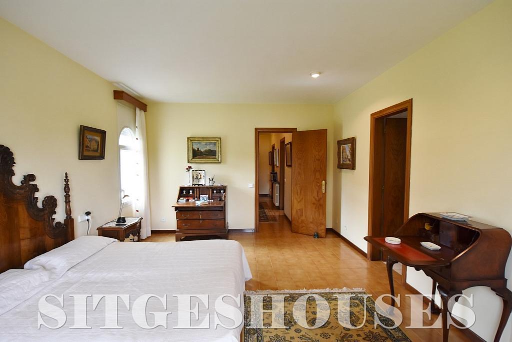 Dormitorio - Casa en venta en calle Avda Navarra, Terramar en Sitges - 322040613