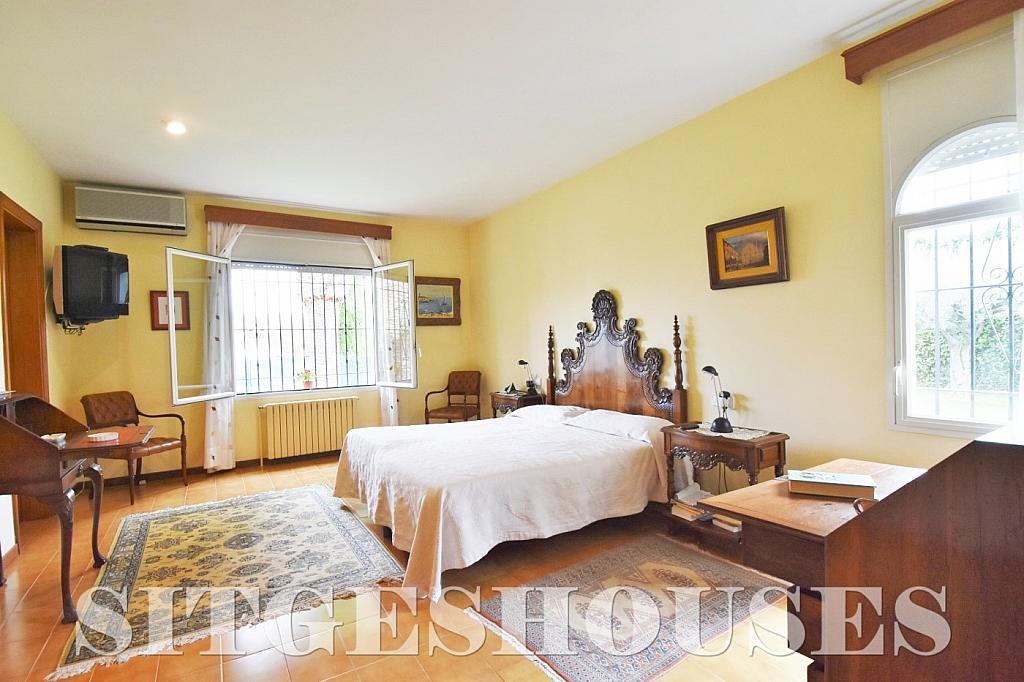 Dormitorio - Casa en venta en calle Avda Navarra, Terramar en Sitges - 322040618