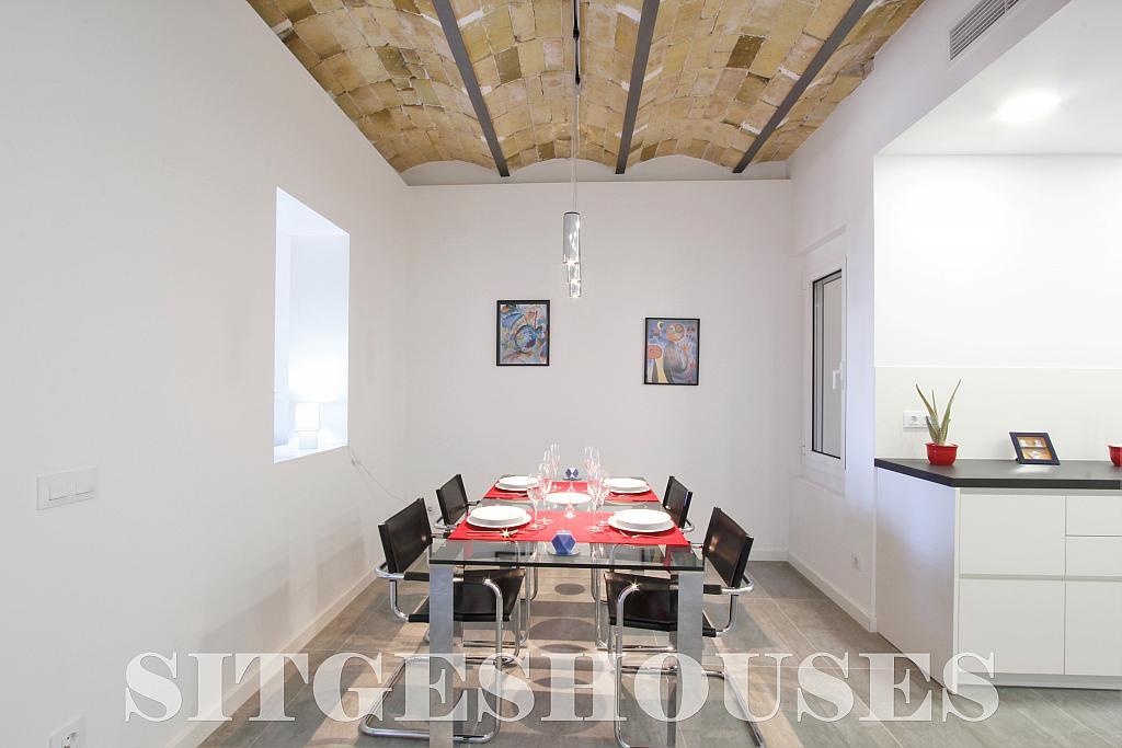 Comedor - Piso en alquiler en calle Port Alegre, San Sebastian en Sitges - 325293737