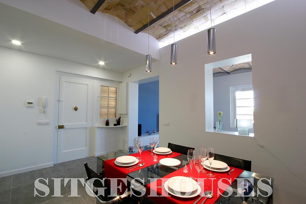 Comedor - Piso en alquiler en calle Port Alegre, San Sebastian en Sitges - 325293742