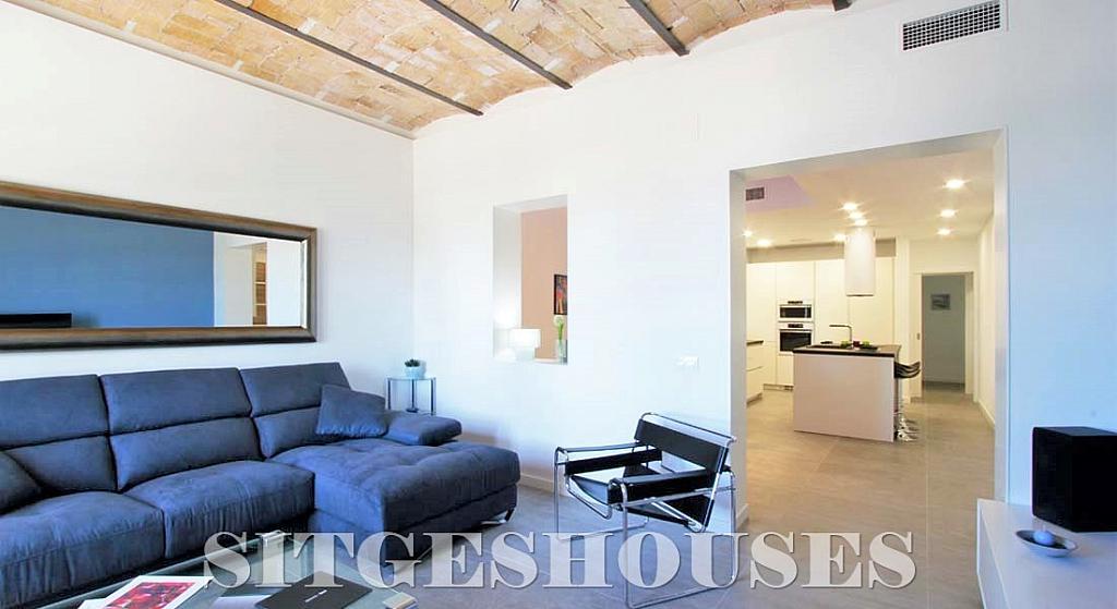 Salón - Piso en alquiler en calle Port Alegre, San Sebastian en Sitges - 325293749
