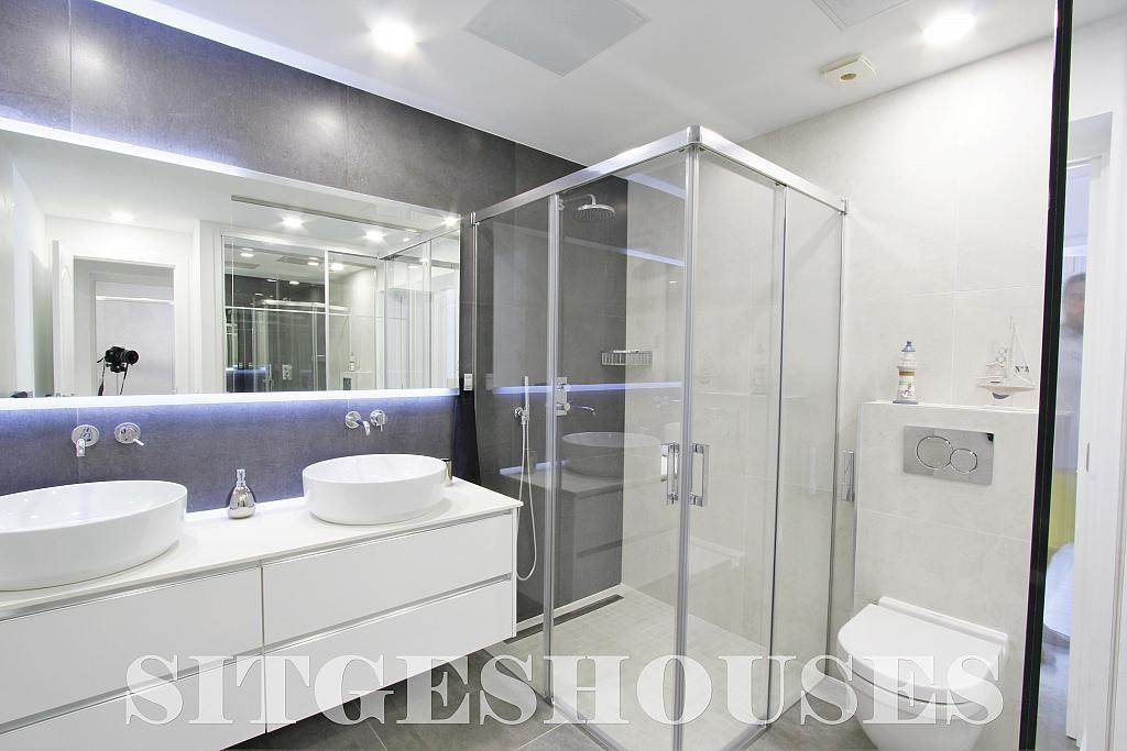 Baño - Piso en alquiler en calle Port Alegre, San Sebastian en Sitges - 325293782