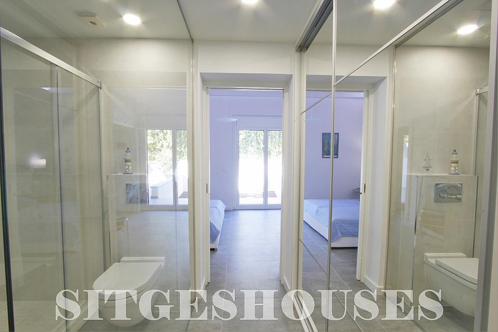 Baño - Piso en alquiler en calle Port Alegre, San Sebastian en Sitges - 325293785
