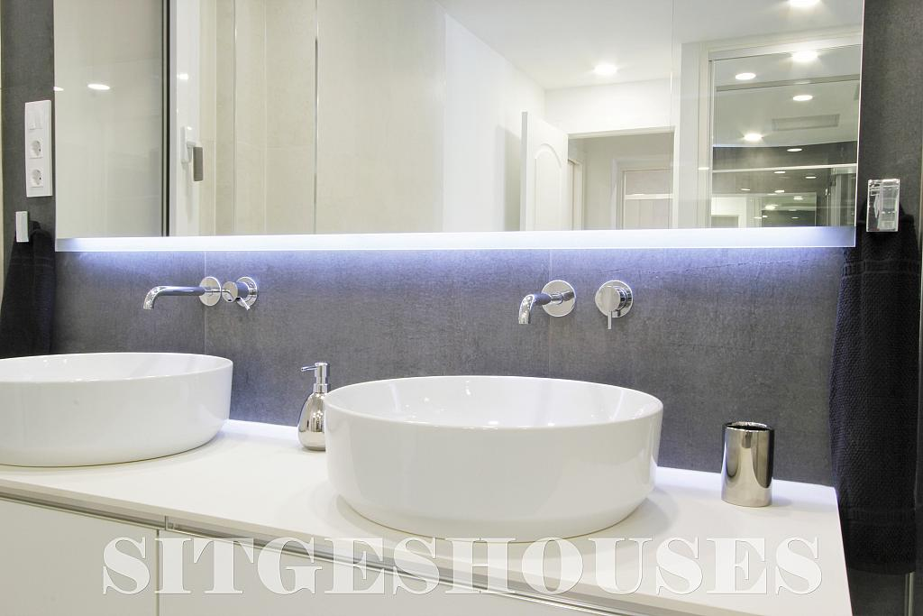 Baño - Piso en alquiler en calle Port Alegre, San Sebastian en Sitges - 325293788