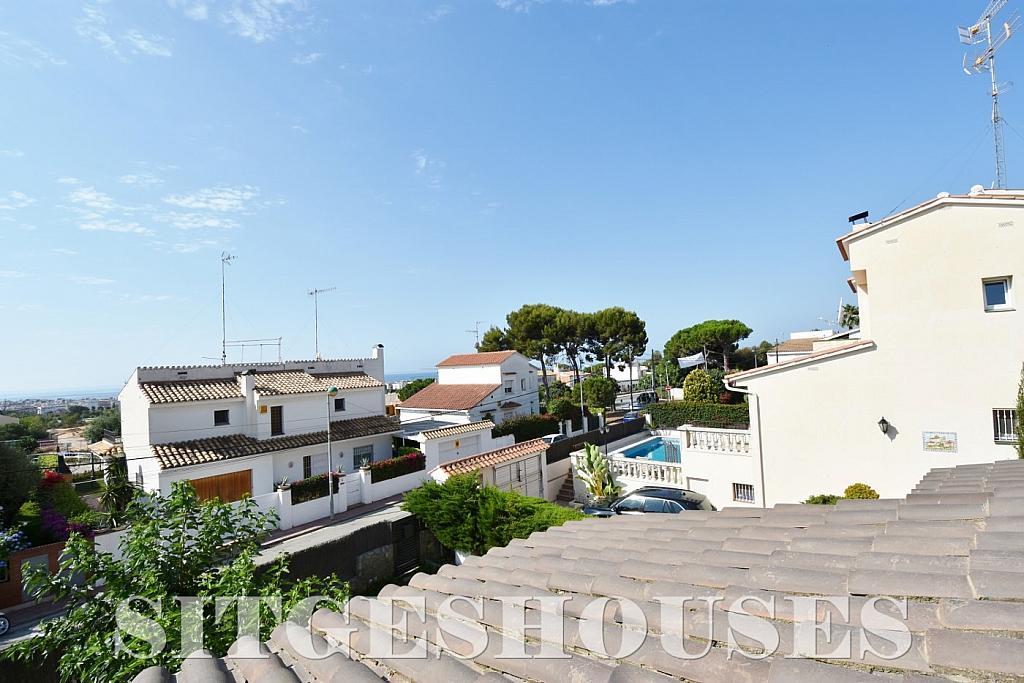 Vistas - Casa en alquiler en calle Manuel de Falla, Vallpineda en Sitges - 294490679