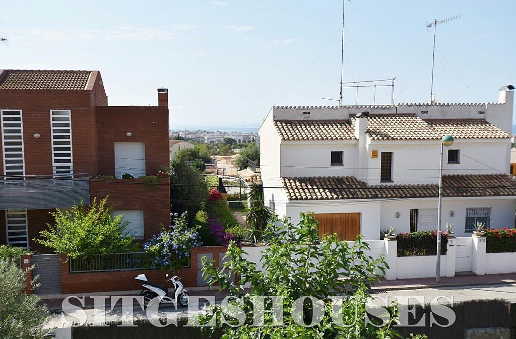 Vistas - Casa en alquiler en calle Manuel de Falla, Vallpineda en Sitges - 294490682