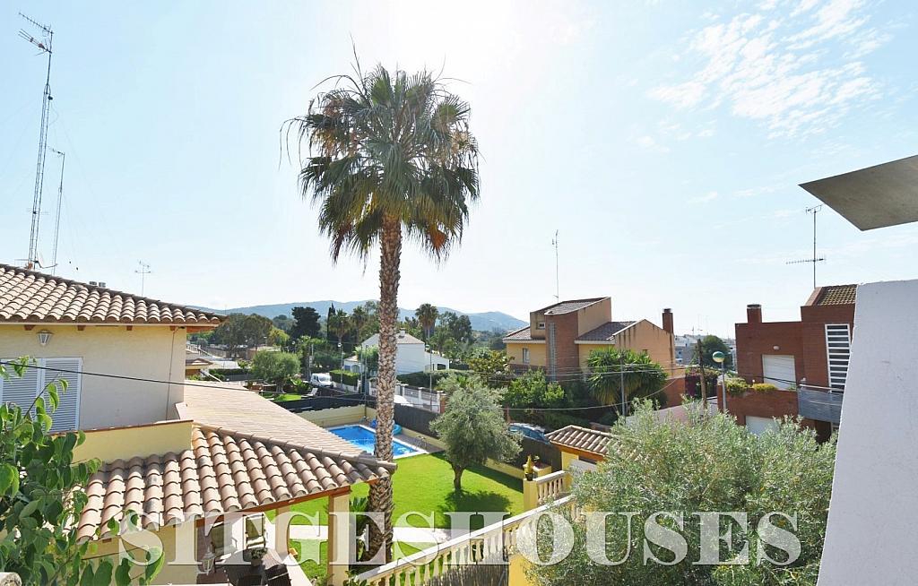 Vistas - Casa en alquiler en calle Manuel de Falla, Vallpineda en Sitges - 294490686