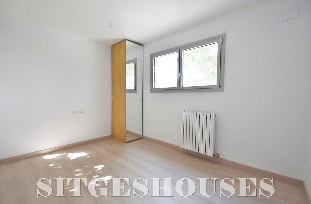 Dormitorio - Casa en alquiler en calle Manuel de Falla, Vallpineda en Sitges - 294490733
