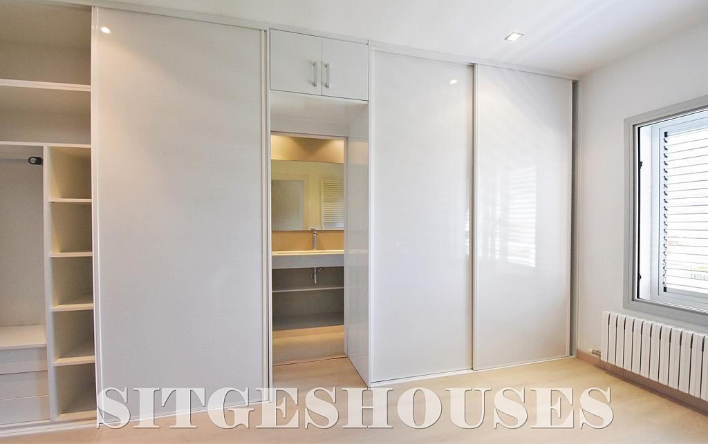 Dormitorio - Casa en alquiler en calle Manuel de Falla, Vallpineda en Sitges - 294490749