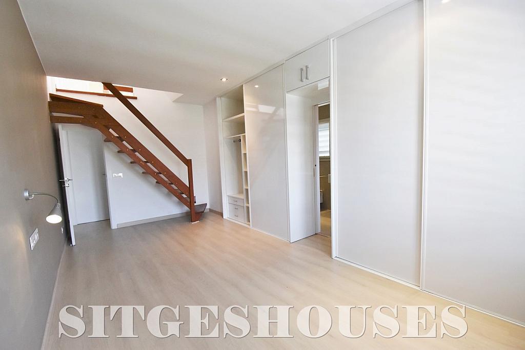 Dormitorio - Casa en alquiler en calle Manuel de Falla, Vallpineda en Sitges - 294490755