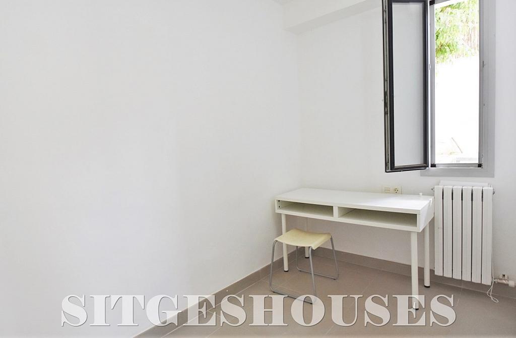 Dormitorio - Casa en alquiler en calle Manuel de Falla, Vallpineda en Sitges - 294490757