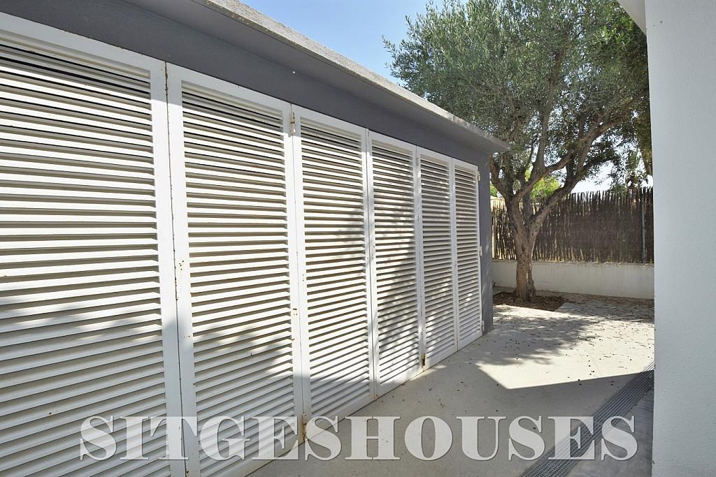 Casa en alquiler en calle Manuel de Falla, Vallpineda en Sitges - 294490766
