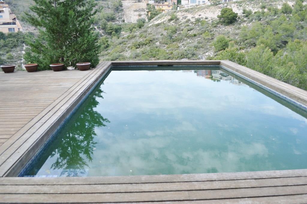 Piscina - Casa en alquiler en calle Puig Den Boronet, Quint mar en Sitges - 125138359