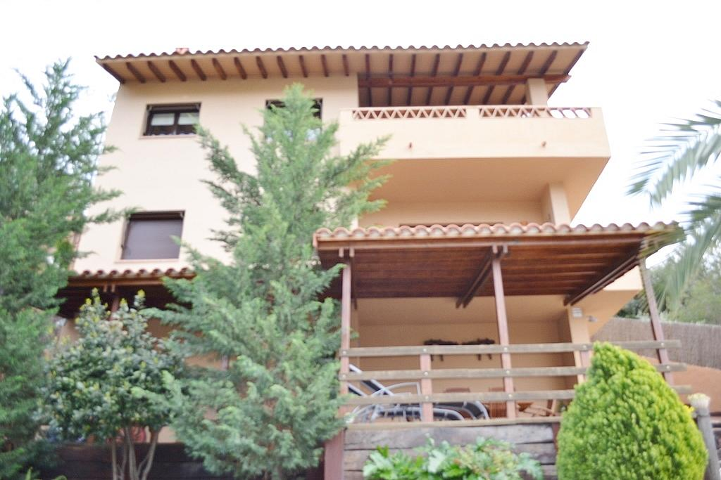 Fachada - Casa en alquiler en calle Puig Den Boronet, Quint mar en Sitges - 125138360