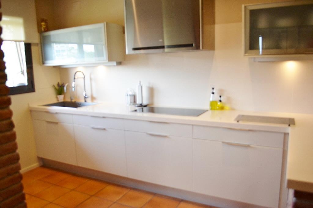 Cocina - Casa en alquiler en calle Puig Den Boronet, Quint mar en Sitges - 125138369