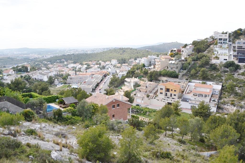 Vistas - Casa en alquiler en calle Puig Den Boronet, Quint mar en Sitges - 125138370