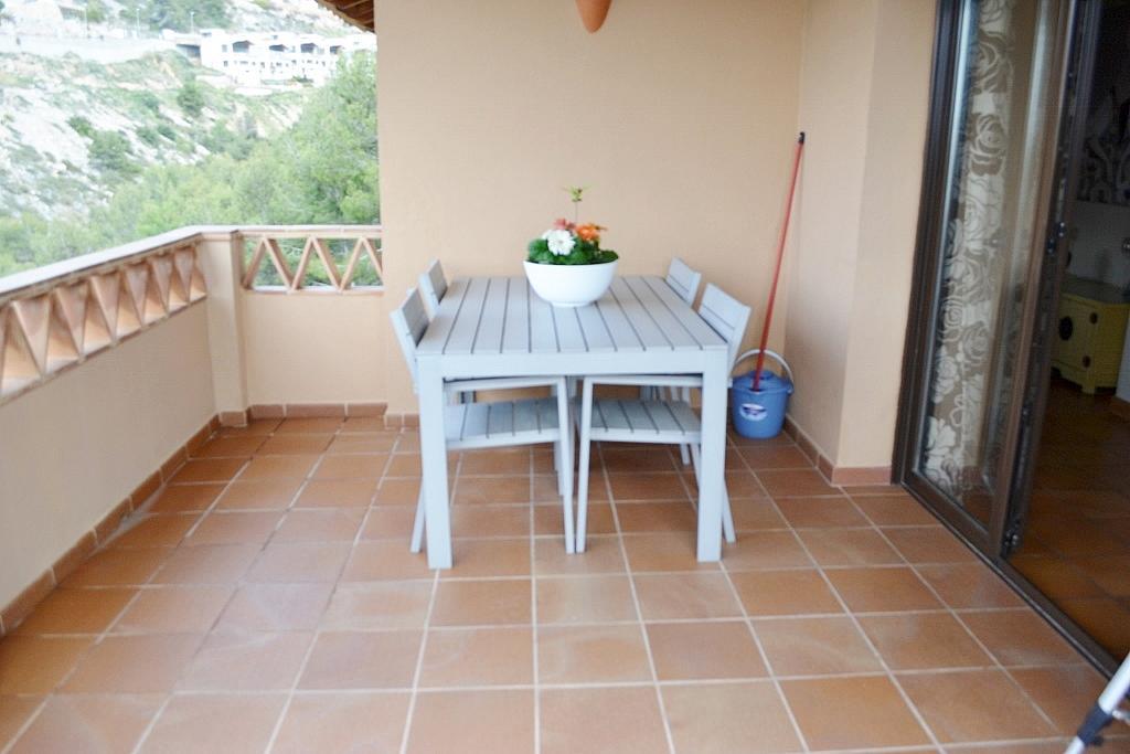 Terraza - Casa en alquiler en calle Puig Den Boronet, Quint mar en Sitges - 125138371