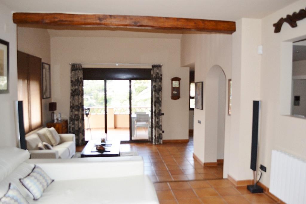 Salón - Casa en alquiler en calle Puig Den Boronet, Quint mar en Sitges - 125138372
