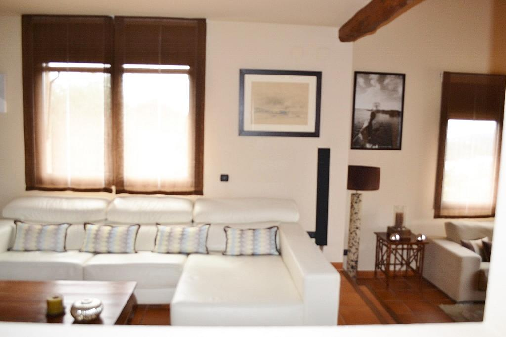Salón - Casa en alquiler en calle Puig Den Boronet, Quint mar en Sitges - 125138378