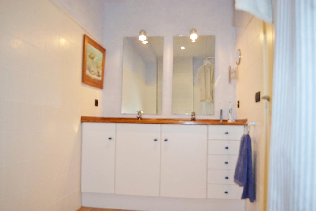 Baño - Casa en alquiler en calle Puig Den Boronet, Quint mar en Sitges - 125138379