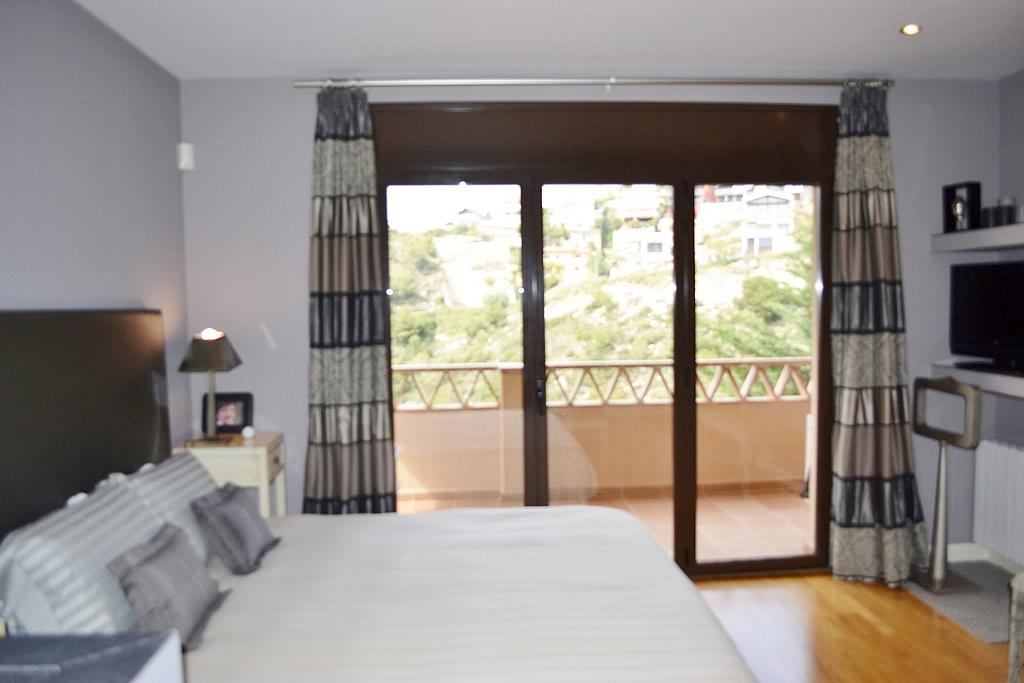 Dormitorio - Casa en alquiler en calle Puig Den Boronet, Quint mar en Sitges - 125138383