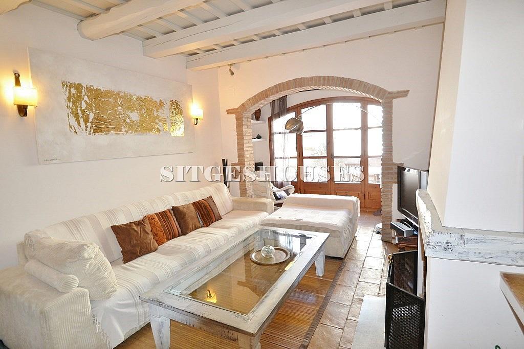 Baño - Casa en alquiler en calle Puigmoltó, Puigmoltó en Sant Pere de Ribes - 126640918