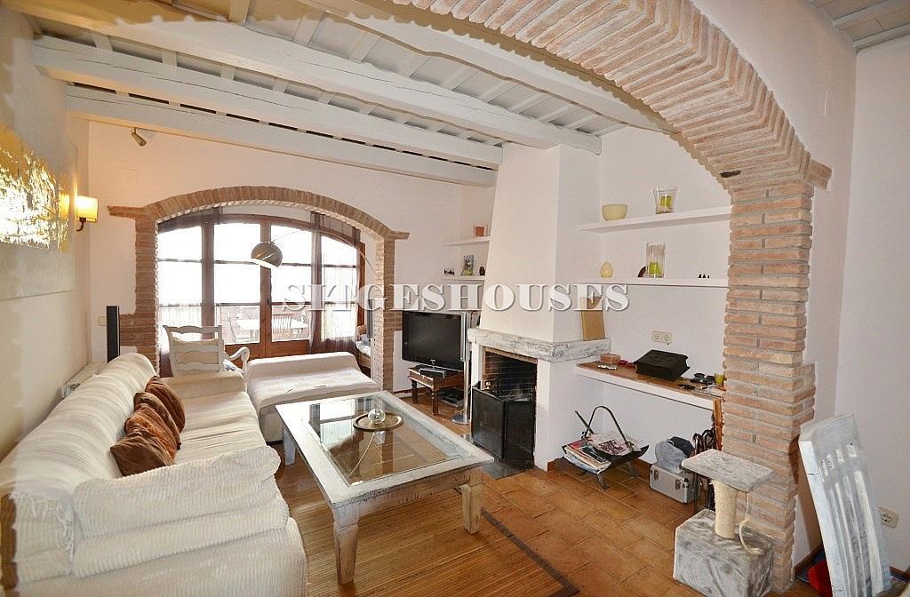 Salón - Casa en alquiler en calle Puigmoltó, Puigmoltó en Sant Pere de Ribes - 126640920