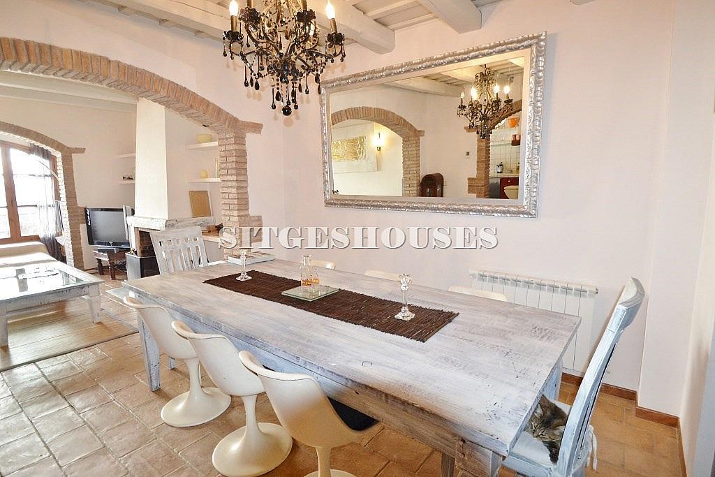 Salón - Casa en alquiler en calle Puigmoltó, Puigmoltó en Sant Pere de Ribes - 126640922