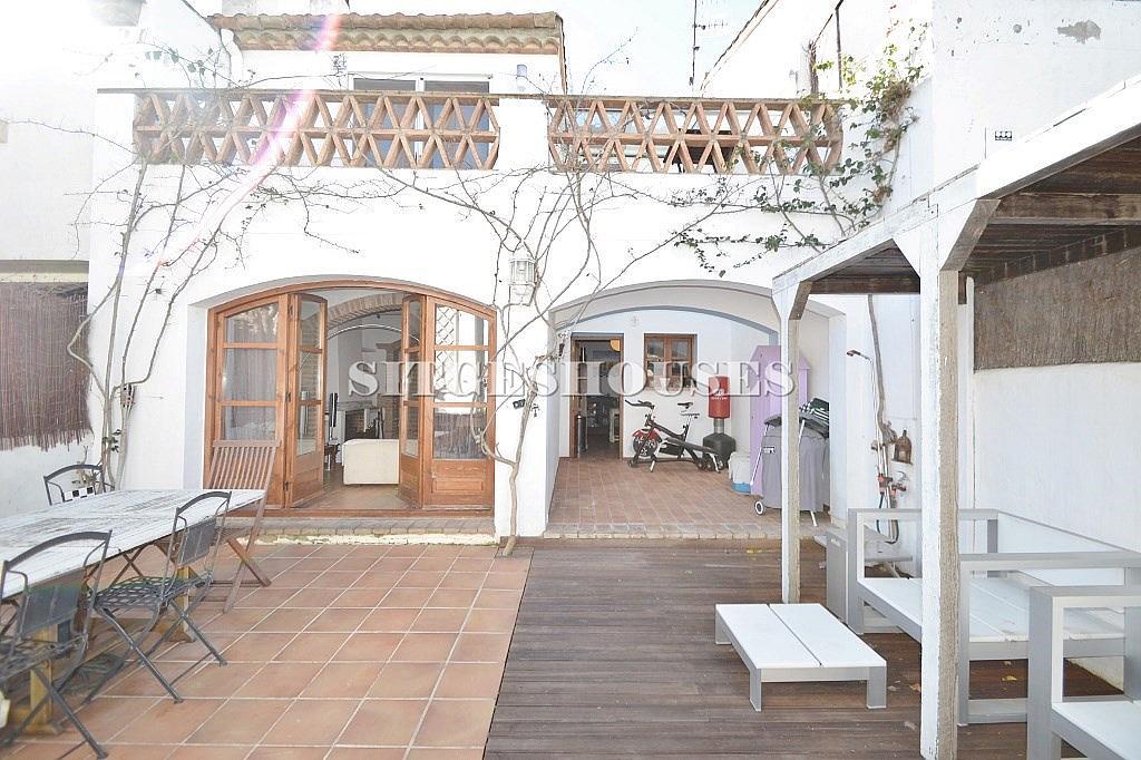 Terraza - Casa en alquiler en calle Puigmoltó, Puigmoltó en Sant Pere de Ribes - 126640923