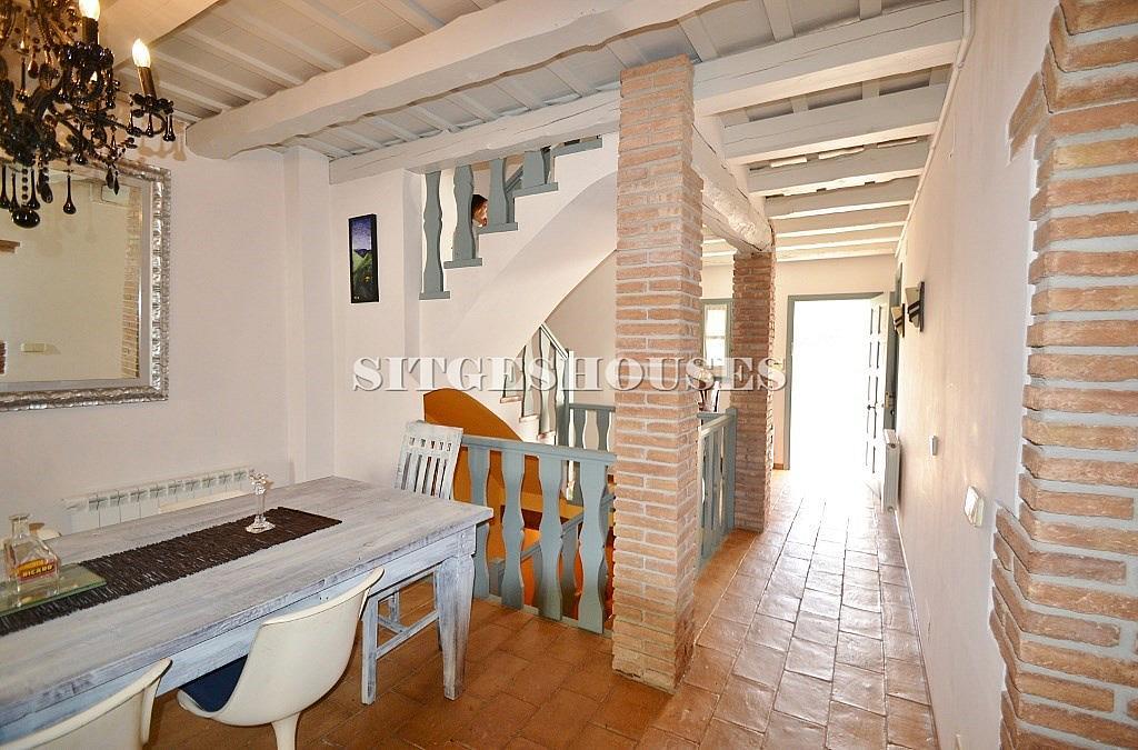 Salón - Casa en alquiler en calle Puigmoltó, Puigmoltó en Sant Pere de Ribes - 126640925