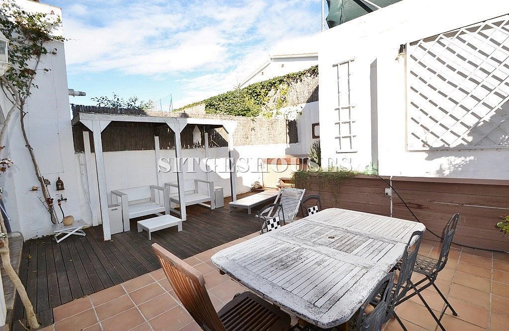 Terraza - Casa en alquiler en calle Puigmoltó, Puigmoltó en Sant Pere de Ribes - 126640944