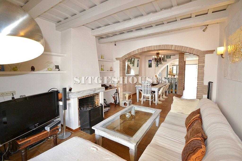 Salón - Casa en alquiler en calle Puigmoltó, Puigmoltó en Sant Pere de Ribes - 126640951