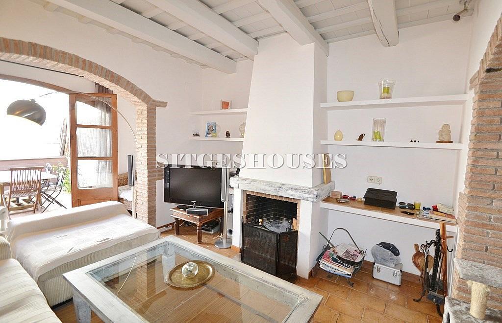 Salón - Casa en alquiler en calle Puigmoltó, Puigmoltó en Sant Pere de Ribes - 126640952