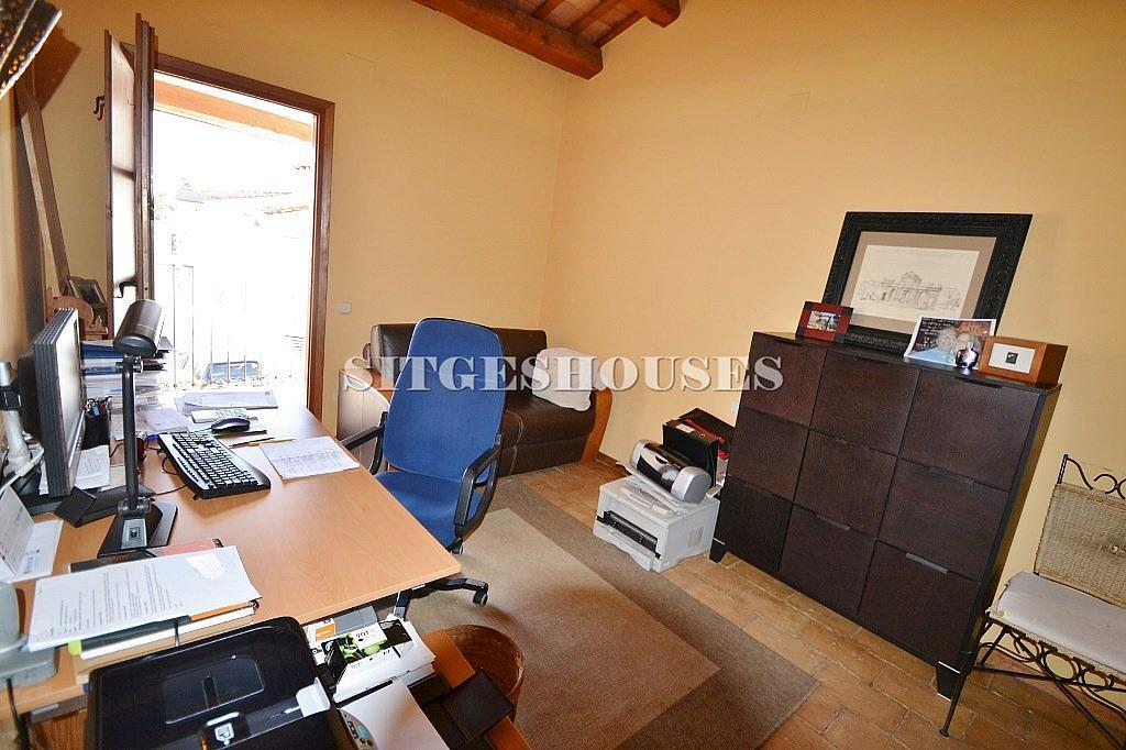 Dormitorio - Casa en alquiler en calle Puigmoltó, Puigmoltó en Sant Pere de Ribes - 126640959