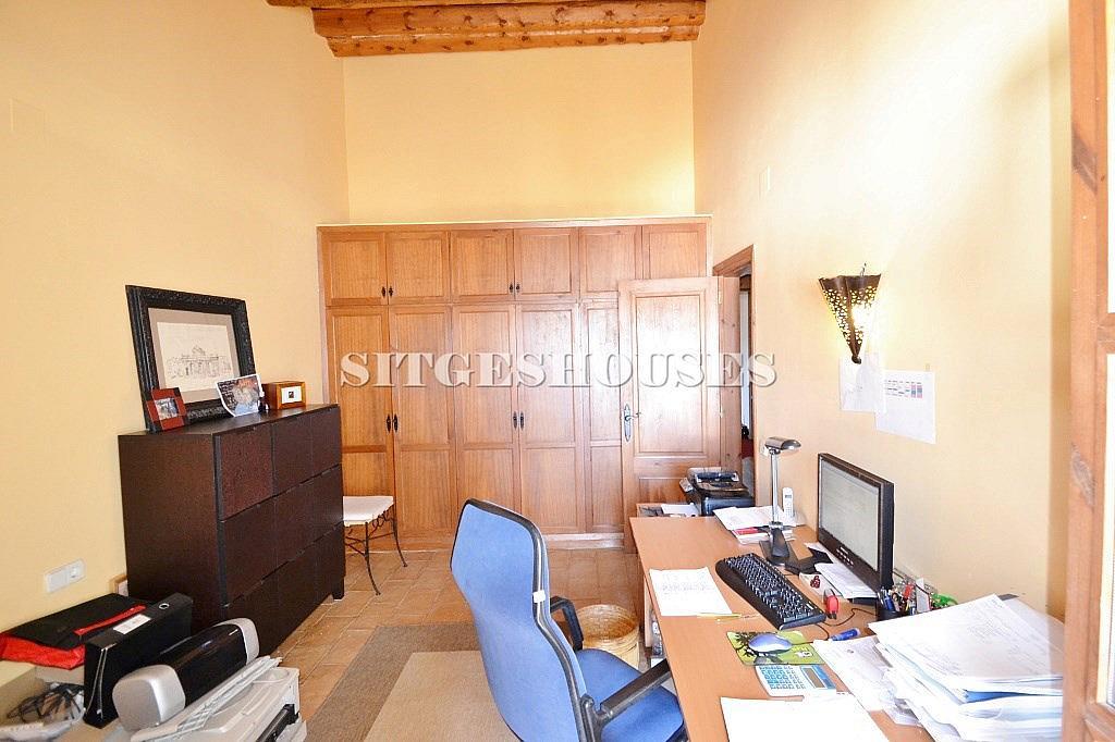 Dormitorio - Casa en alquiler en calle Puigmoltó, Puigmoltó en Sant Pere de Ribes - 126640961
