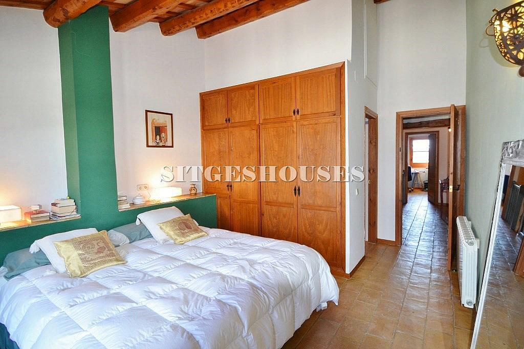 Dormitorio - Casa en alquiler en calle Puigmoltó, Puigmoltó en Sant Pere de Ribes - 126640963